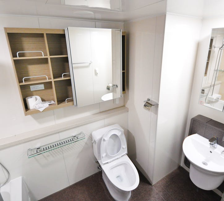 nowoczesna muszla wc