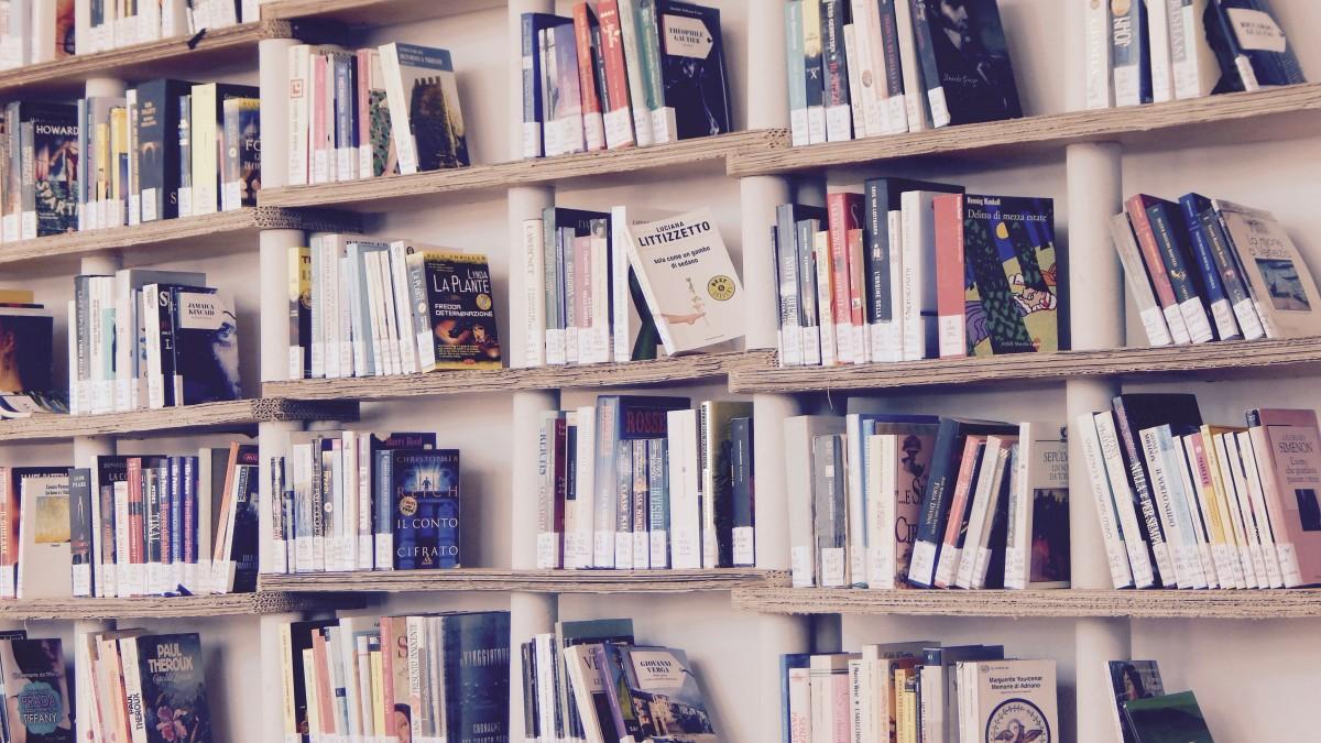 Jak Wybrać Półki Na Książki Zamieszkajmy